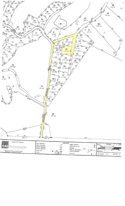 Lyman Residential Lots & Land For Sale: Pine Spur Road