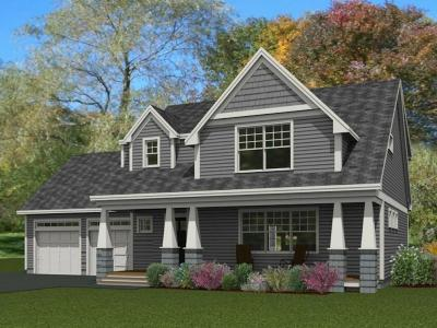 Pelham Single Family Home Active Under Contract: Lot 36 Garland Woods