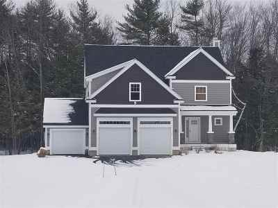 Dover Single Family Home Active Under Contract: Lot 14 Emerald Lane #14
