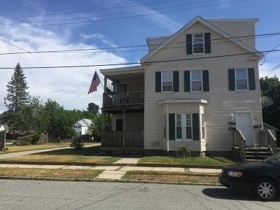 Nashua Multi Family Home Active Under Contract: 49 Williams Street