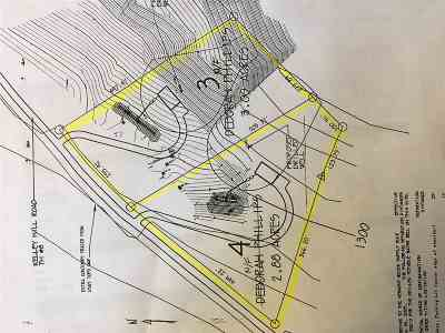 Danby Residential Lots & Land For Sale: Kelly Hill Road # 4