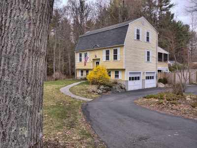 Rye Single Family Home Active Under Contract: 131 Sagamore Road