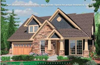 Hampton Single Family Home For Sale: Lot #3 McCarron Drive