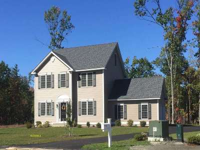 Merrimack Single Family Home For Sale: 2-B Barbie Court