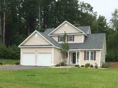 Merrimack Single Family Home For Sale: 5-E Barbie Court