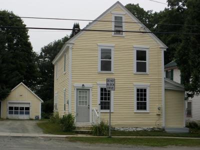 Newbury Single Family Home For Sale: 4999 Main Street
