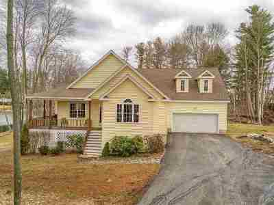 Windham Single Family Home For Sale: 121 Indian Rock Road