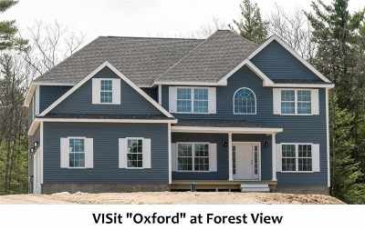 New Boston Single Family Home For Sale: Lot 53 Lorden Rd Forest View