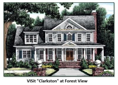 New Boston Single Family Home For Sale: Lot 47 Lorden Rd Forest View