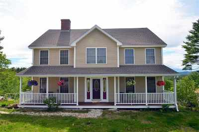 Loudon Single Family Home For Sale: 79 Clearview Drive