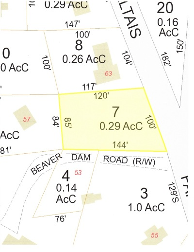 Lincoln Residential Lots & Land For Sale: 7 Maltais Farm Road