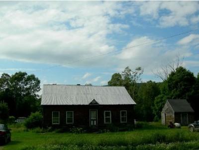 Belvidere Single Family Home For Sale: 5948 Rte 109 Vt