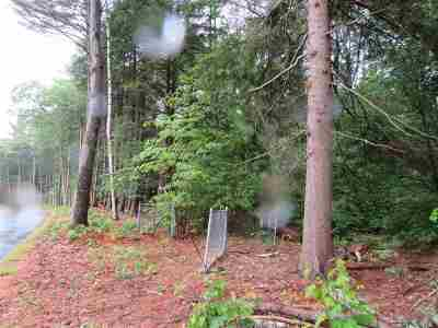Shelburne Residential Lots & Land For Sale: 587 North Road