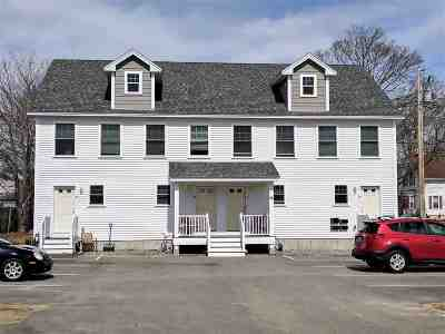 Rochester Multi Family Home For Sale: 2 Leonard Street