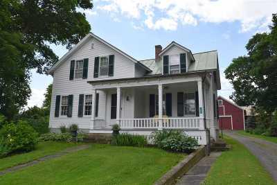 Shoreham Single Family Home For Sale: 153 Main Street