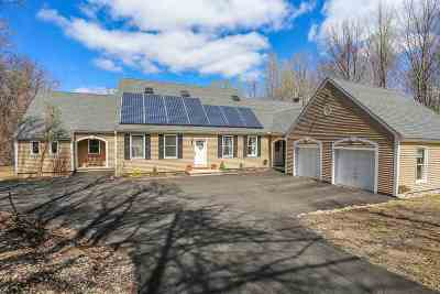 Concord Single Family Home For Sale: 96 West Parish Road
