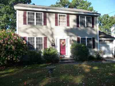 Manchester Single Family Home For Sale: 370 Ash Street