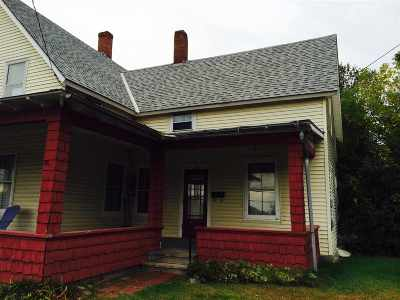 Bristol Single Family Home Active Under Contract: 54 West Street