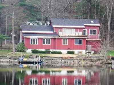 Castleton Single Family Home For Sale: 163 East Creek Castleton