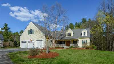 Amherst Single Family Home For Sale: 2 Huckabee Farm Lane