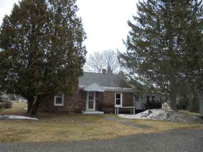 Castleton Single Family Home For Sale: 675 Route 4a West Highway