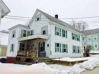 Somersworth Multi Family Home For Sale: 9 Silver Street
