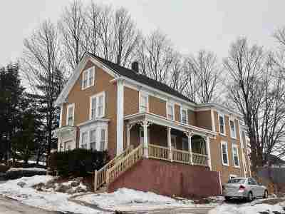 Somersworth Multi Family Home For Sale: 19 Grove Street #21