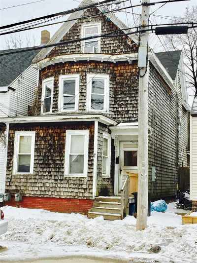 Somersworth Multi Family Home For Sale: 47 Green Street