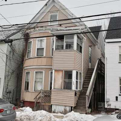 Somersworth Multi Family Home For Sale: 55 Green Street
