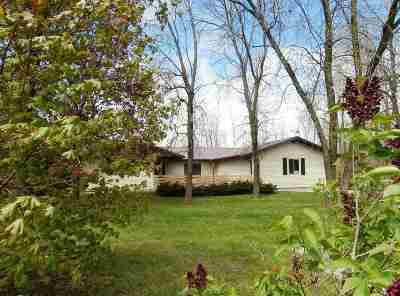 Ferrisburgh Single Family Home For Sale: 2777 Route 7 Highway