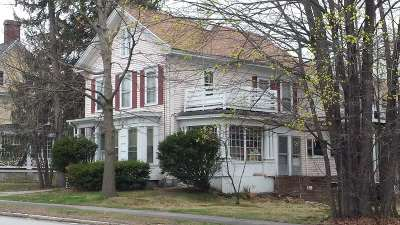 Laconia Multi Family Home For Sale: 193 Pleasant Street