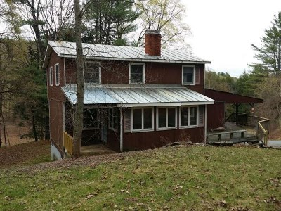 Hartford Single Family Home For Sale: 1006 Jericho Road