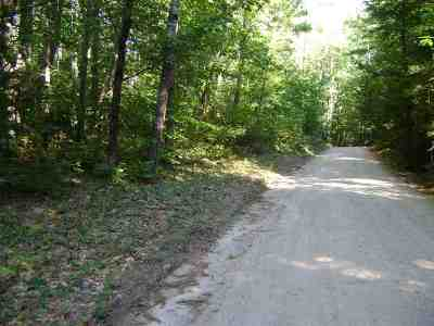Moultonborough Residential Lots & Land Active Under Contract: Savoy Street #024