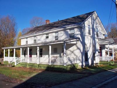 Fair Haven Single Family Home For Sale: 16 Caernarvon Street