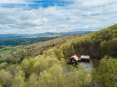 Morristown Single Family Home For Sale: 139 Goddard Nisbet Road