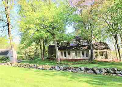 Hudson Single Family Home Active Under Contract: 12 Orchard Park Lane