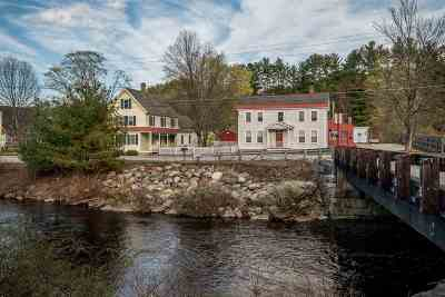 New Boston Multi Family Home For Sale: 20 River Road