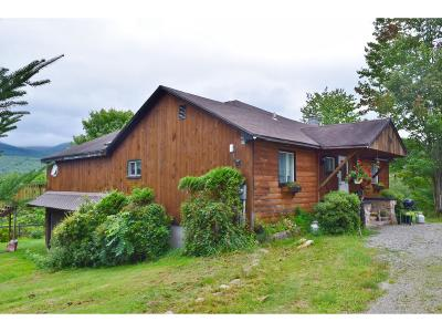 Essex County Single Family Home For Sale: 3017 Vt Rte. 102