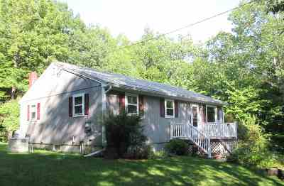 Newbury Single Family Home Active Under Contract: 126 Colburn Farm Road