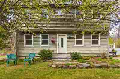 Canterbury Single Family Home Active Under Contract: 71 Baptist Road