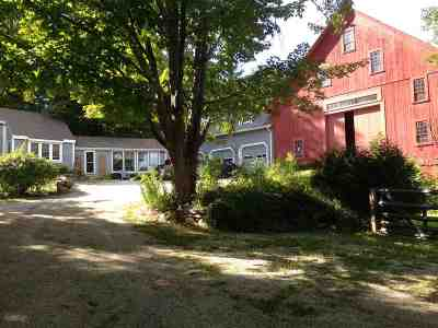 Amherst Single Family Home For Sale: 2 Thorntons Ferry Ii Road