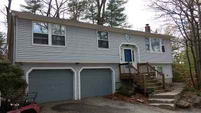 Nashua NH Single Family Home For Sale: $249,900