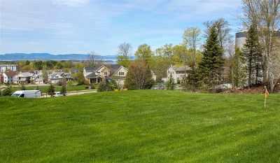 South Burlington Residential Lots & Land For Sale: 25 Harbor Ridge Road #2