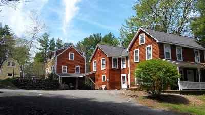 Kingston Multi Family Home For Sale: 7 Powwow River Road