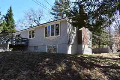 Strafford Single Family Home For Sale: 14 Fire Road 1
