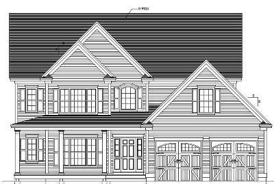 Hooksett Single Family Home For Sale: Lot 00 Churchill Drive