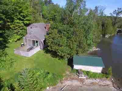 Orleans County Single Family Home For Sale: 27 Peene Hill Road