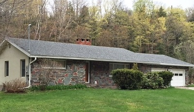 Shrewsbury Single Family Home For Sale: 6673 Cold River Road