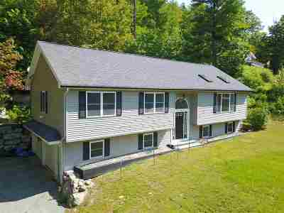 Gilford Single Family Home For Sale: 34 Deer Run Lane