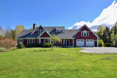 Waterbury Single Family Home For Sale: 141 High Birches Road